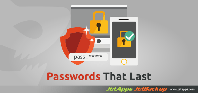 Password that last