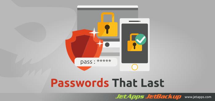 Password that last